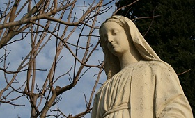 Me perdre en Marie pour qu'elle rayonne par moi!
